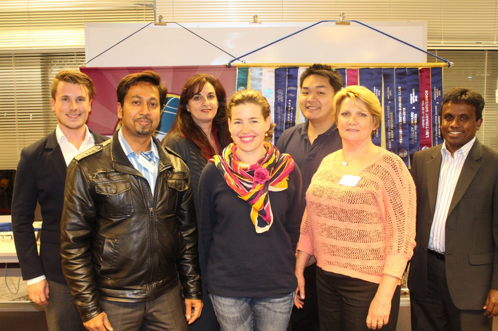 Meet our New Committee » Canning Vale Toastmasters