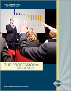 toastmasters communicating on video manual